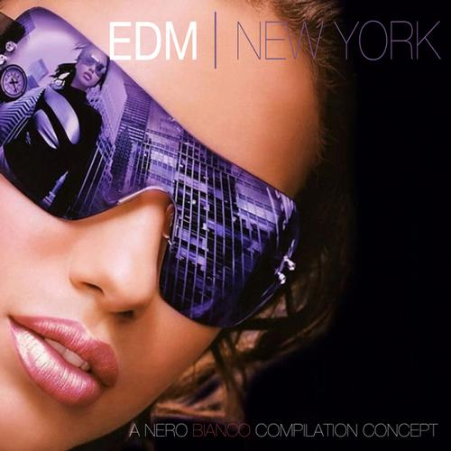 EDM - New York Album Art