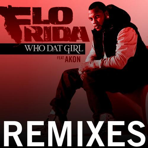 Album Art - Who Dat Girl Remixes