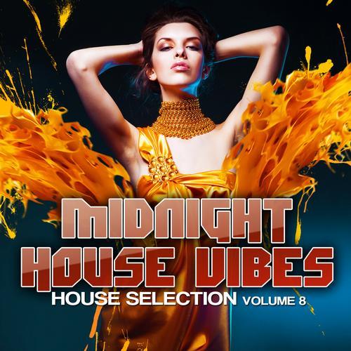 Album Art - Midnight House Volume 8