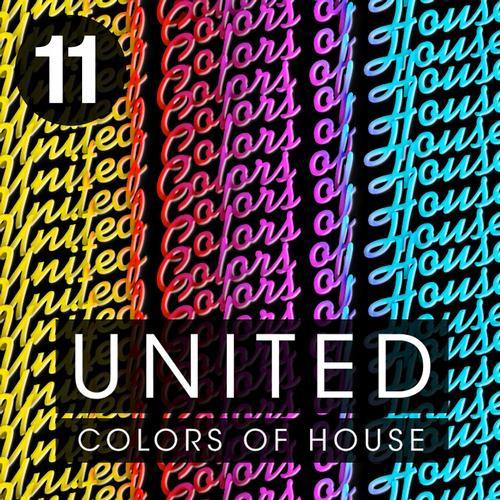 Album Art - United Colors Of House Volume 11 - Festival Anthems