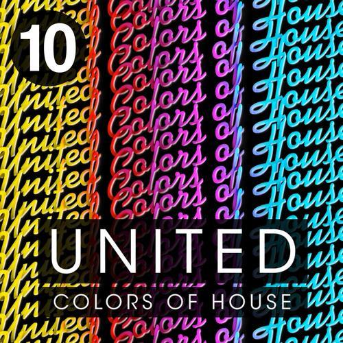 Album Art - United Colors Of House Volume 10
