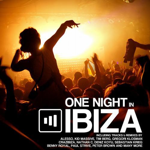 Album Art - One Night In Ibiza 2012