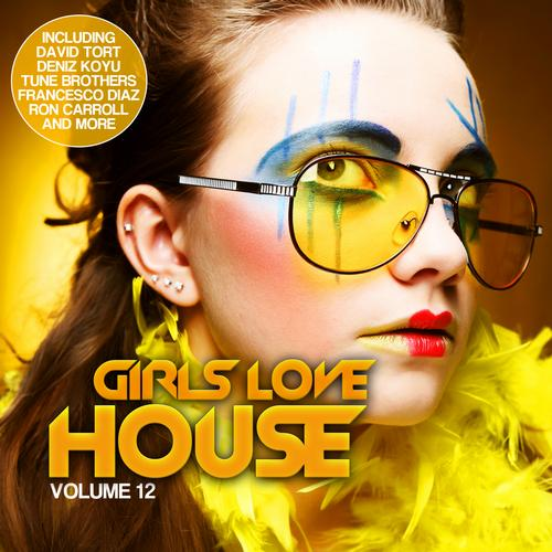 Album Art - Girls Love House - House Collection Vol. 12