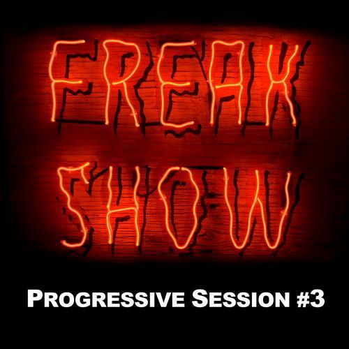 Album Art - Freak Show Vol. 2 - Progressive Session