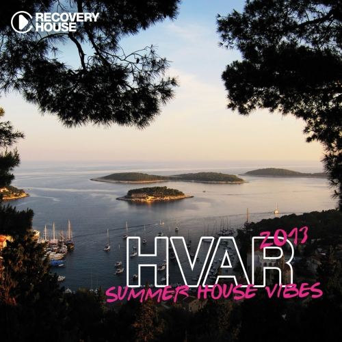 Album Art - Hvar Summer House Vibes 2013