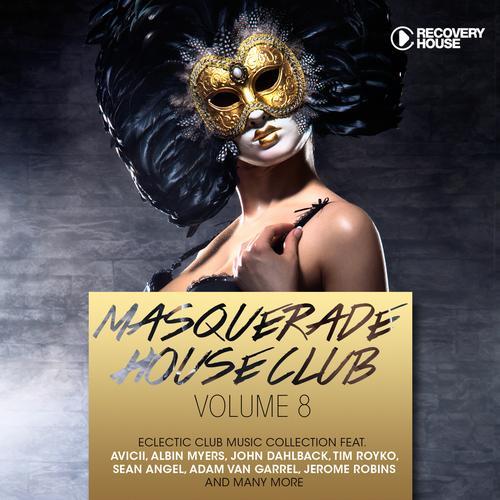 Album Art - Masquerade House Club Vol. 8