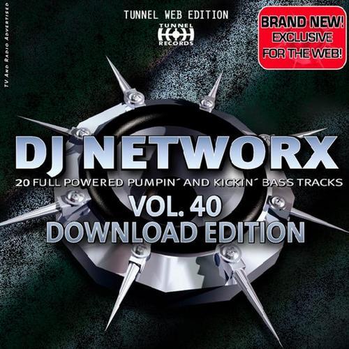 Album Art - Tunnel DJ Networx Volume 40