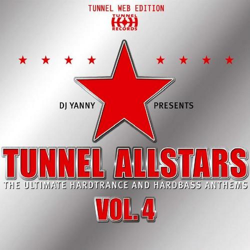 Album Art - Tunnel Allstars Volume 4 - The Ultimate Hardtrance And Hardbass Anthems