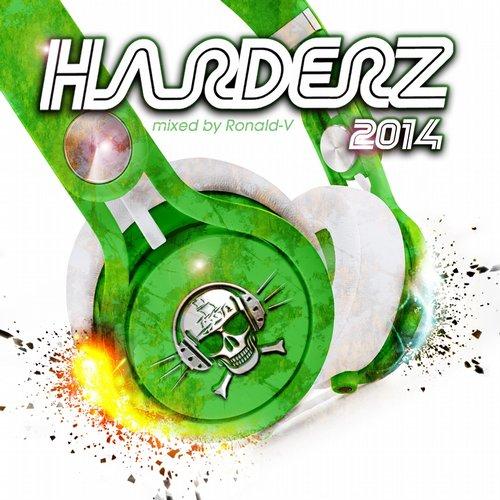 Album Art - Harderz 2014