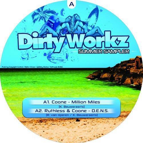 Album Art - DWX Summer Sampler