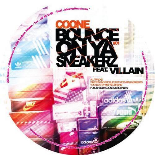 Album Art - Bounce On Ya Sneakerz