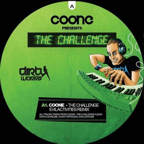 Album Art - The Challenge