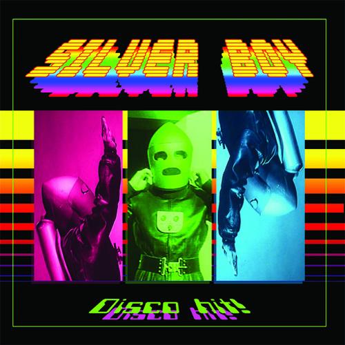 Silverboy - Discohit Album Art