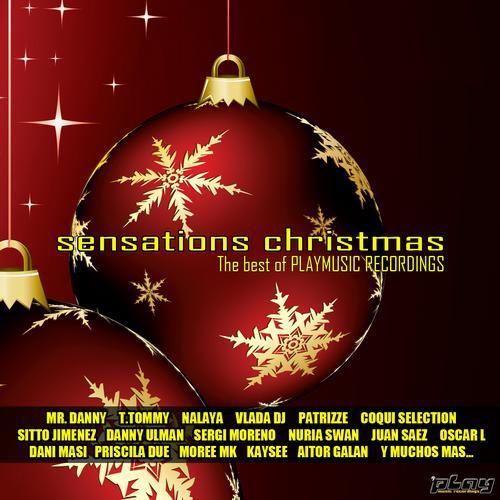 Album Art - Sensations Christmas, The Best Of Playmusic Recordings