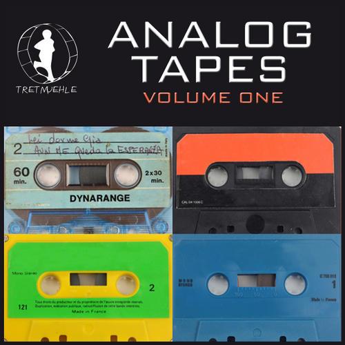 Analog Tapes 1 - Minimal Tech House Experience Album Art