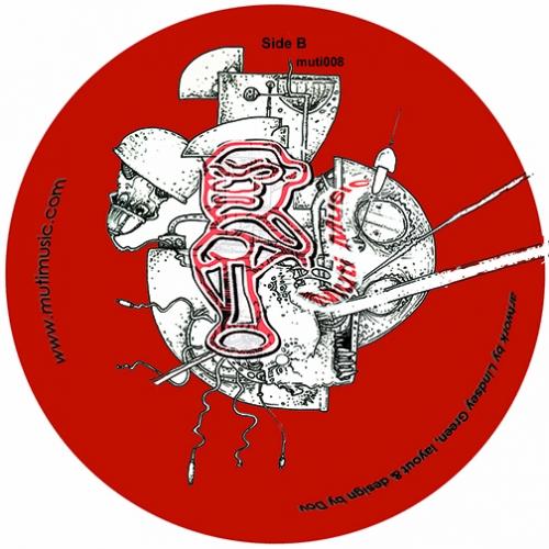 Album Art - Audiovoid / Dov / Layerz EP