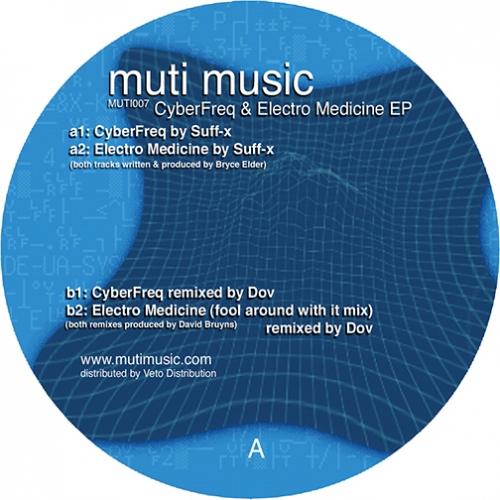Album Art - Cyberfreq And Electro Medicine EP