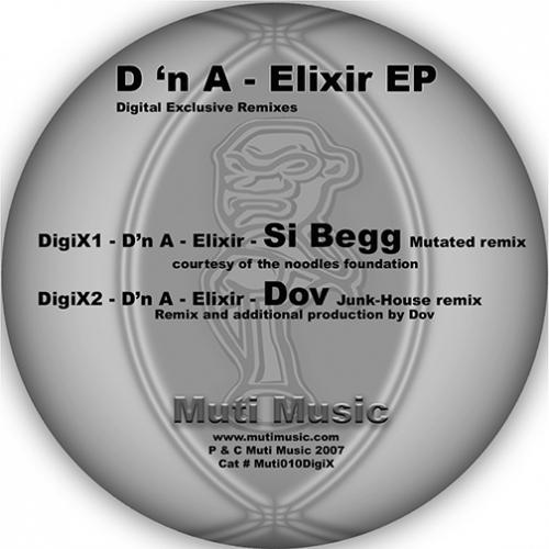 Album Art - Elixir (Digital Exclusives)