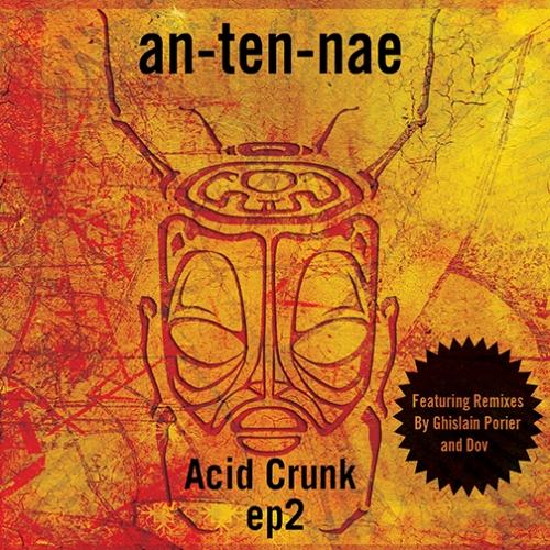 Album Art - Acid Crunk EP2
