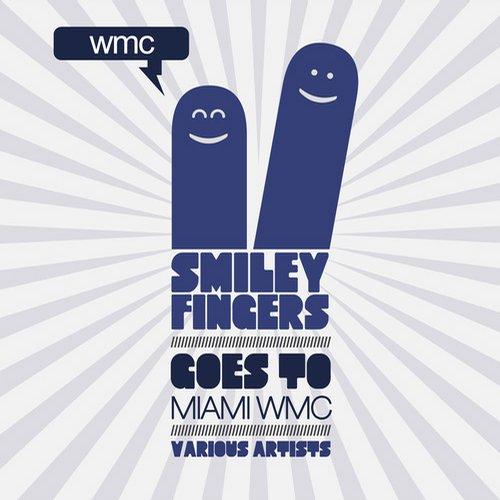 Smiley Goes To Miami 2014 Album Art