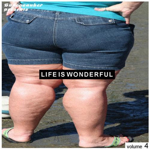 Album Art - Life Is Wonderful Volume 4 - Minimal Tech-House Edition