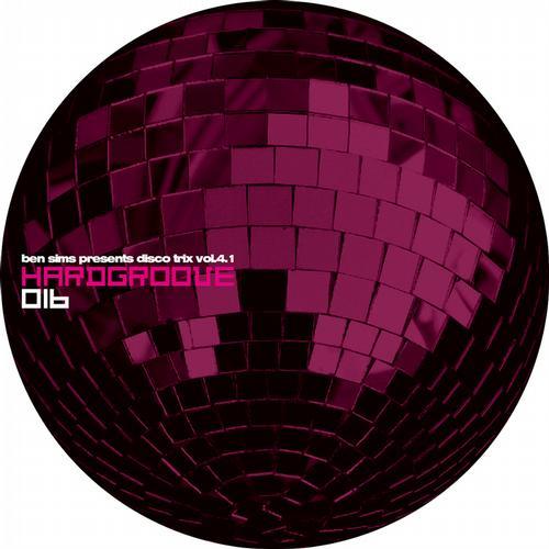 Disco Trix Vol 4.1 Album Art
