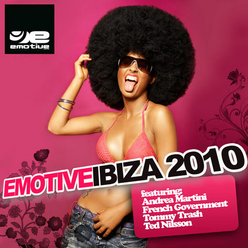 Album Art - Emotive Ibiza 2010