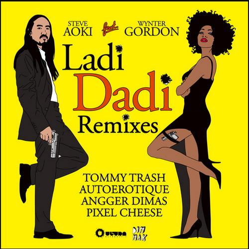 Album Art - Ladi Dadi - Remixes