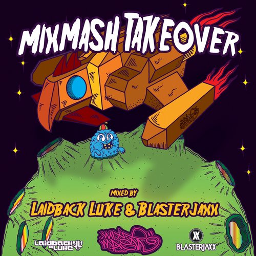 Album Art - Mixmash Takeover