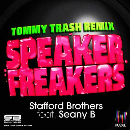 Album Art - Speaker Freakers feat. Seany B