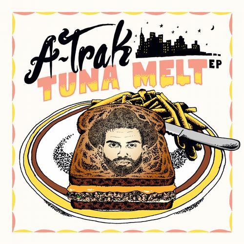 Album Art - Tuna Melt - EP