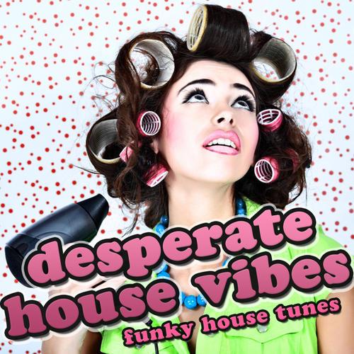 Album Art - Desperate House Vibes - Funky House Tunes