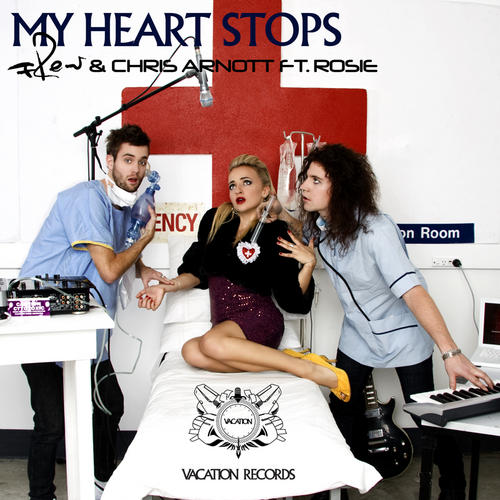 Album Art - My Heart Stops