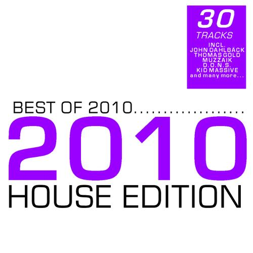 Album Art - Best Of 2010 - House Edition