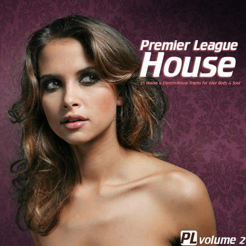 Album Art - Premier League House Volume 2 - 25 House And Electro-House Tracks For Your Body And Soul