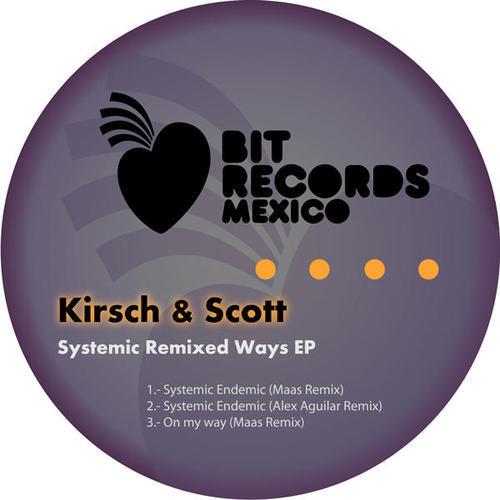 Album Art - Systemic Remixed Ways EP