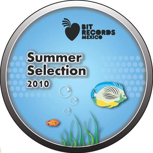 Album Art - BRM Summer Selection 2010