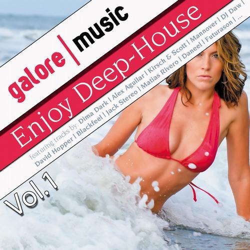 Album Art - Enjoy Deep-House Vol. 1