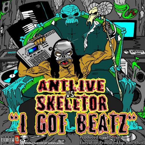 Album Art - I Got Beatz