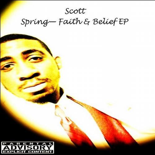 Album Art - Spring - Faith & Belief EP