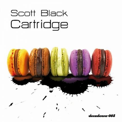 Album Art - Black Cartridge EP