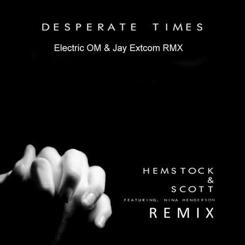 Album Art - Desperate Times (feat. Nina Henderson)