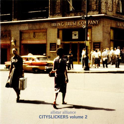 Album Art - Cityslicker Volume 2