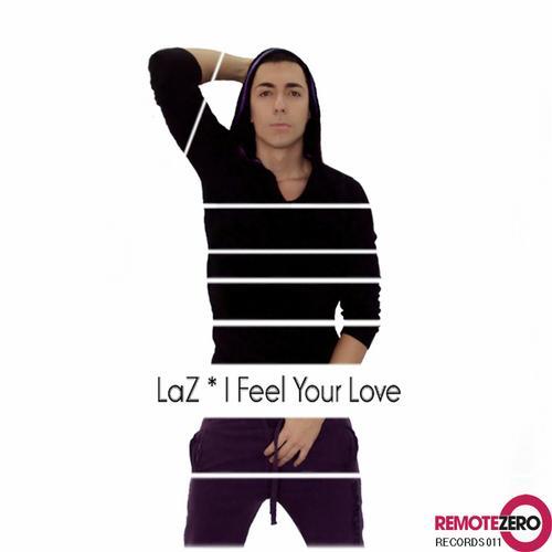 Album Art - I Feel Your Love