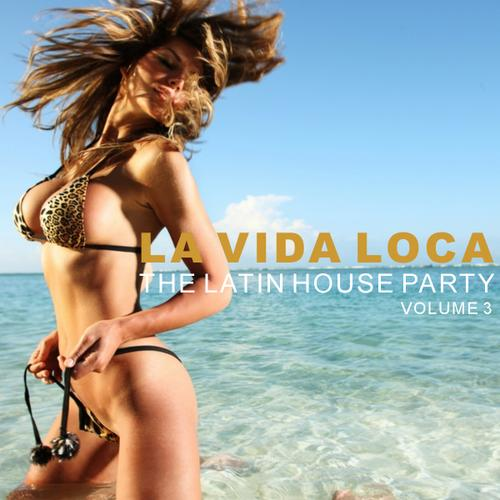 Album Art - La Vida Loca Volume 3 - The Latin House Party