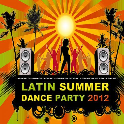Album Art - Latin Summer Dance Party 2012