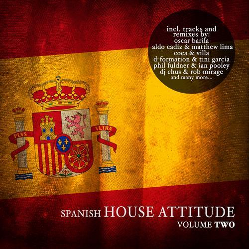 Spanish House Attitude, Vol. 2 Album Art
