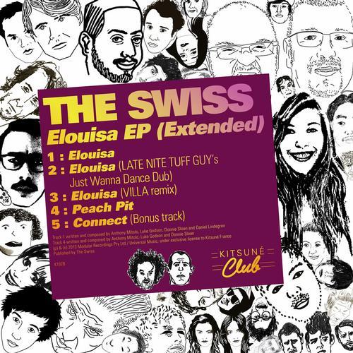 Album Art - Elouisa (Extended) EP