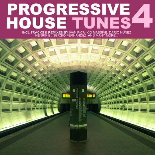 Album Art - Progressive House Tunes Volume 4