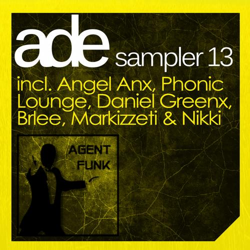 Album Art - Agent Funk ADE Sampler 2013